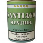 Santiago Menthol Tabak Dose