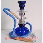 Sisha blau 1er 27cm w