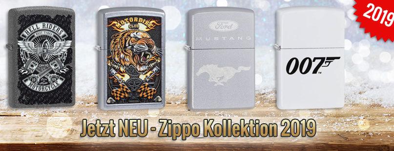 Zippo Kollektion 2019