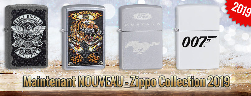 Zippo Collection 2019