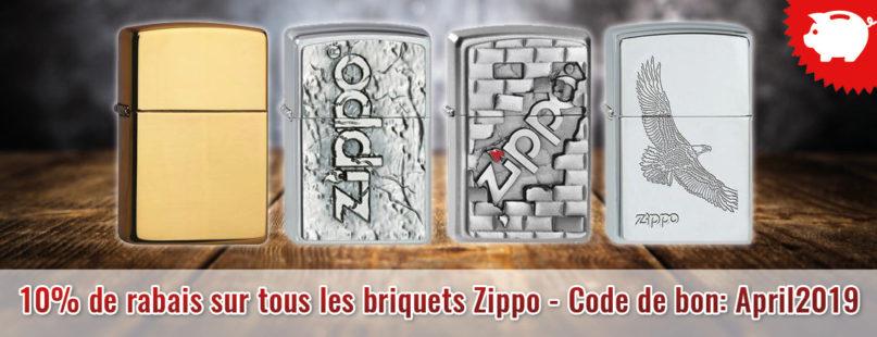Zippo Aktion