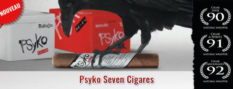 Psyko Seven Cigares