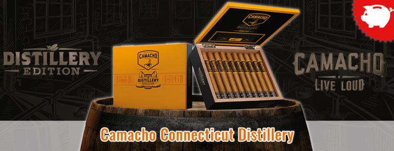 Camacho Connecticut Distillery Edition