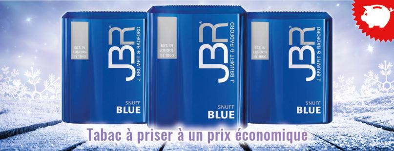 JBR Blue Tabac à priser