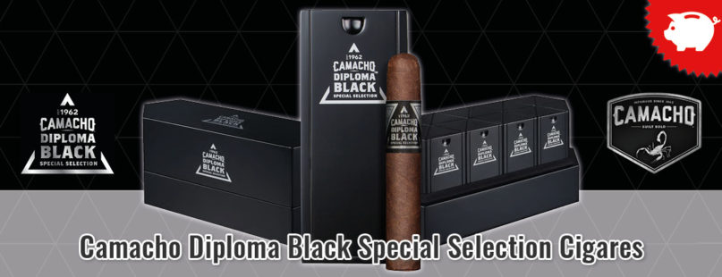 Camacho Diploma Black Special Selection