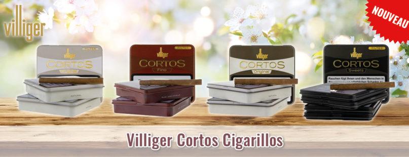 Villiger Cortos Cigarillos