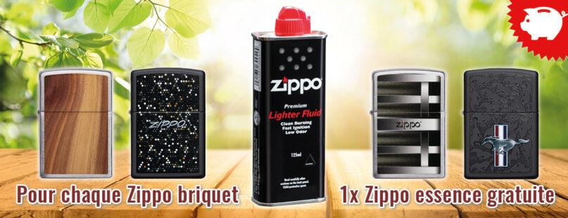 Zippo Action