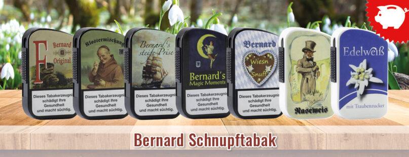 Bernard Schnupftabak