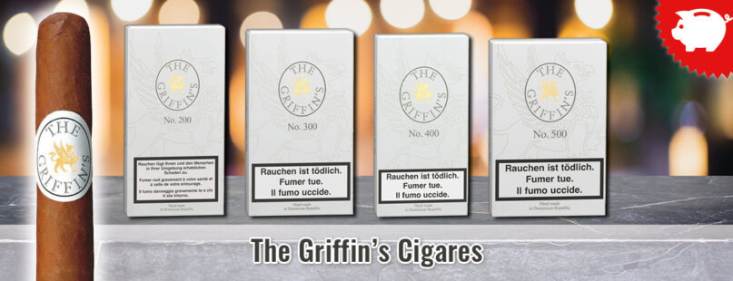 The Griffin's Cigares