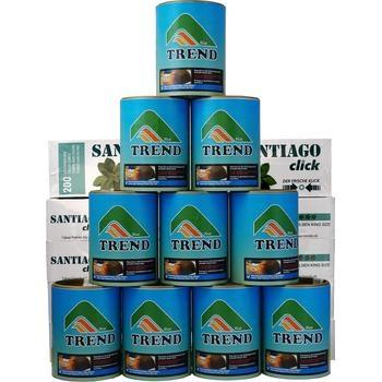 Trend Blue & Santiago Click Filterhülsen