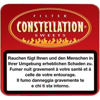 Villiger Constellation Sweets Filter 5 x 10 Cigarillos