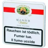 Dannemann Minor con Filtro (weiss) - 5 Schachteln