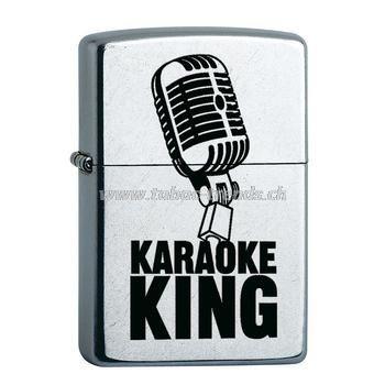 Zippo Karaoke King