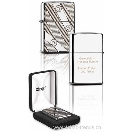 Zippo Collectible of The Year Europe 2016 - Trio