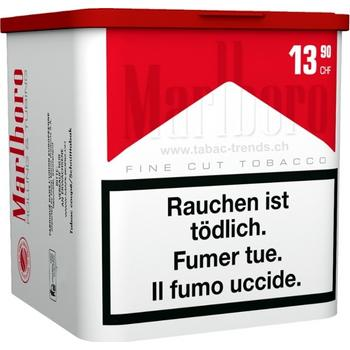 Zigaretten probe marlboro