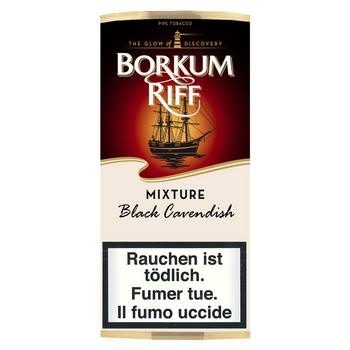 Borkum Riff Black Cavendish, 5 x 42.5 g