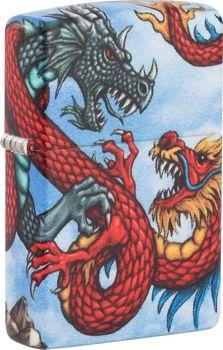 Zippo 60005658 Fighting Dragon B