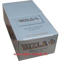 Rizla DW silver - Box