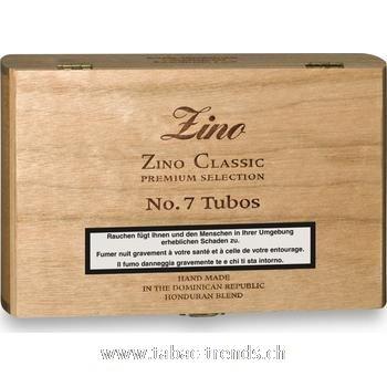 Zino Classic No. 7 Tubo Holzkiste