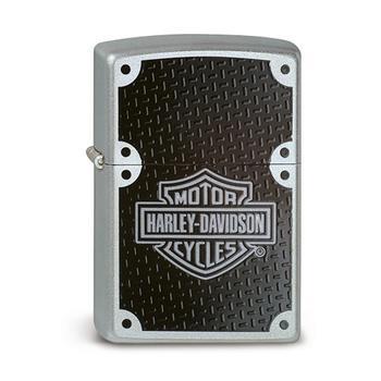 Zippo H-D Carbon Fibre 60001201