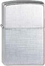 Zippo Linen Weave 60001256