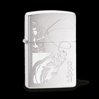 Zippo Fly Fishing Design 60003389