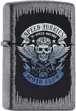 Zippo Speed Junkies 60000904