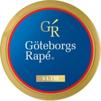 Göteborgs Rapé White Slim