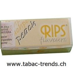 Rips Flavours Peach Grosspackung