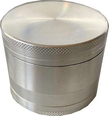 Alu Grinder silber, Ø 55mm