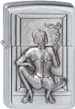 Zippo Smoking Woman 1300127