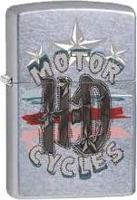 Zippo HD Motorcycle Flag 60002676