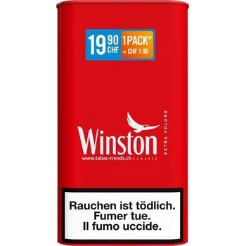 Winston Volume Classic Red Tobacco