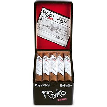 Psyko7 Connecticut 50x5 - Box