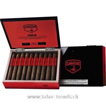 Camacho Corojo Toro - 20 Zigarren