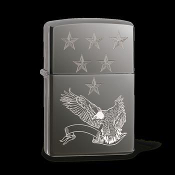 Zippo Eagle And Stars 60003299
