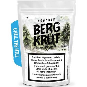 Bergkrut Chill the Hill 5g CBD Hanf