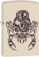 Zippo Scorpion Skull 60002508