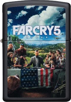 Zippo 60005629 Far Cry