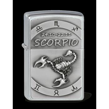 Zippo Reg Scorpio 2002079