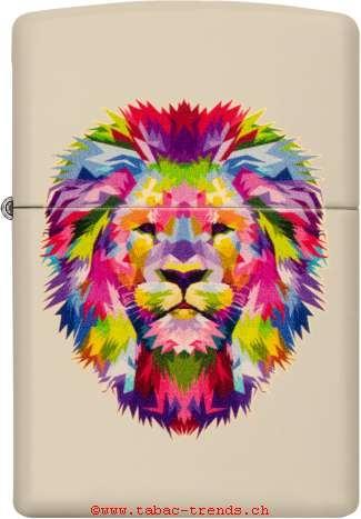 Zippo 60004780 Lion Design