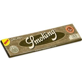 Smoking KS Organic Papers - 10 Stk.