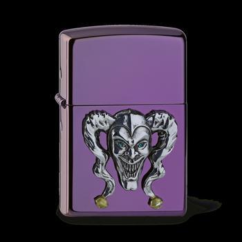 Zippo Joker Emblem+D802 2005366