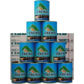 Tabak Trend Blue & Gizeh Menthol-Filterhülsen