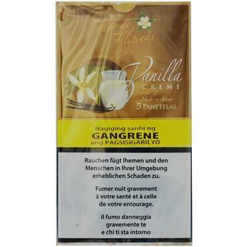 Flor de Filipinas - Vanilla 3 x 5 Zigarren