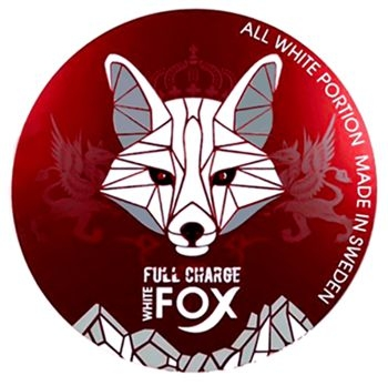 White Fox Full Charge Snus