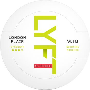 Lyft London Flair Snus