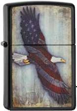 Zippo Eagle Flag 60002163