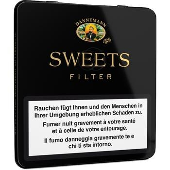 Dannemann Sweets Cigarillos mit Filter
