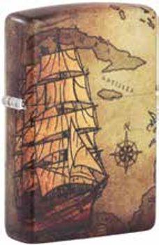 Zippo 60005661 Pirate Ship